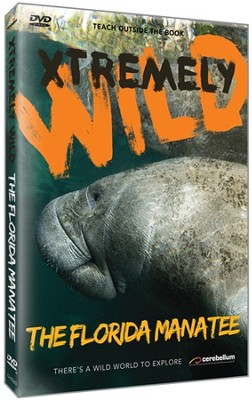 Xtremely Wild: The Florida Manatee DVD   -