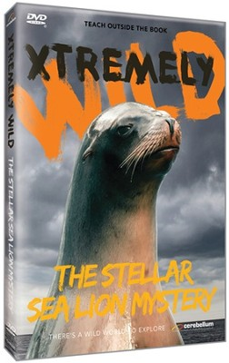The Stellar Sea Lion Mystery DVD   -