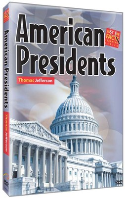American Presidents: Thomas Jefferson DVD - Slightly Imperfect  -