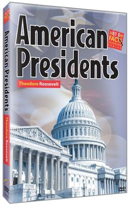 American Presidents: Theodore Roosevelt DVD  -