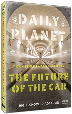 The Future of the Car DVD  -