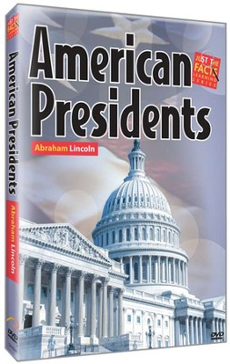 American Presidents: Abraham Lincoln DVD  -