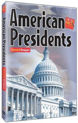 American Presidents: Ronald Reagan DVD  -