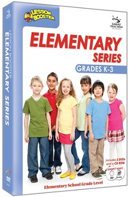 Lesson Booster Elementary DVD & CDROM Series  -