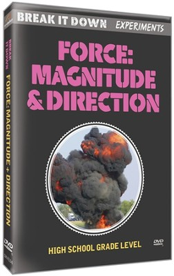 Forces: Magnitude & Direction DVD  -