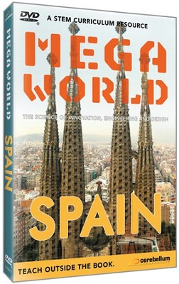 MegaWorld: Spain DVD   -