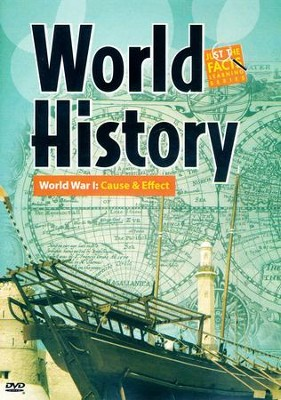 World History: World War I DVD  -