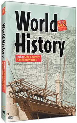 World History: India DVD  -