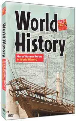 World History: Great Women Rulers in World History DVD  -