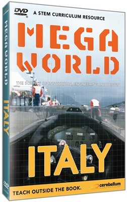 MegaWorld: Italy DVD   -