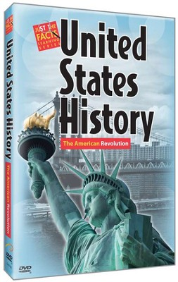U.S. History: The American Revolution DVD  -