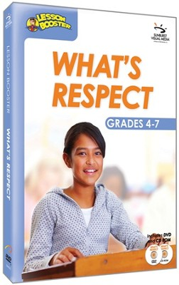 Lesson Booster What's Respect? DVD   -