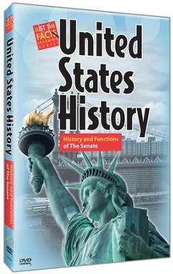 U.S. History: History and Functions of The Senate DVD  -