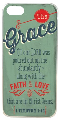 Grace, Retro iPhone 5 Cover  -