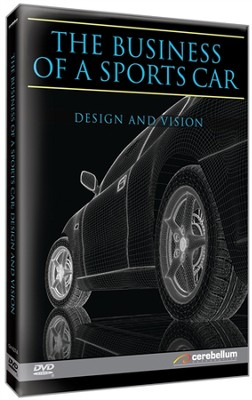 The Business of a Sports Car: Design & Vision DVD   -