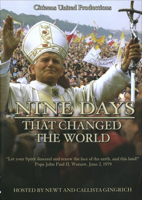 Nine Days that Changed the World DVD  -
