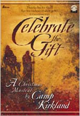Celebrate The Gift, Keyboard Accomp Book  -     By: Camp Kirkland