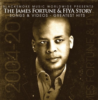 Songs & Videos- Greatest Hits CD   -     By: James Fortune & Fiya