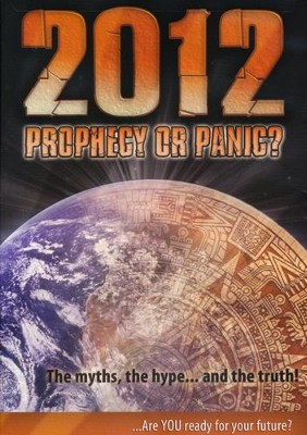 2012: Prophecy Or Panic, DVD   -