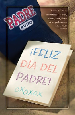 ¡Feliz Dí del Padre, 100 Boletines  (Father's Day Bulletins, Pack of 100)  -
