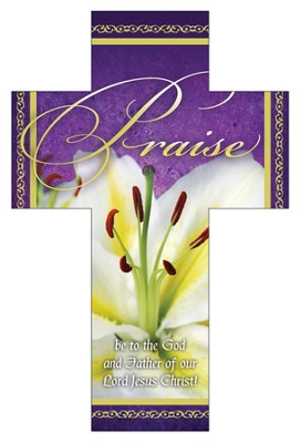 Praise (1 Peter 1:3, NIV) Bookmarks, 25  -