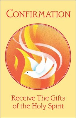 Confirmation, Receive Gifts of Holy Spirit, Bulletins, 100  -