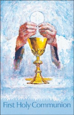 First Holy Communion, Host and Chalice, Bulletins, 100  -