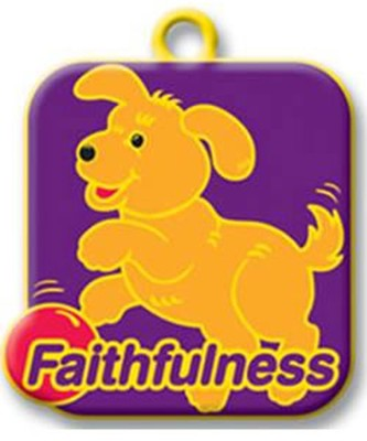 FaithWeaver Friends Fruit of the Spirit Key - Faithfulness, Preschool & Elementary, Spring 2012  -