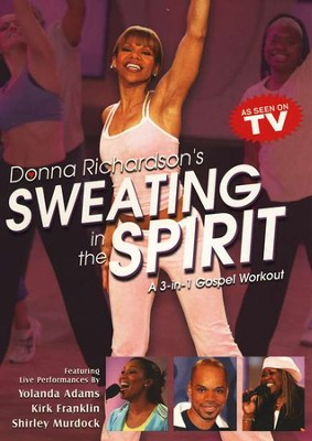 Sweating in the Spirit DVD   -     By: Donna Richardson