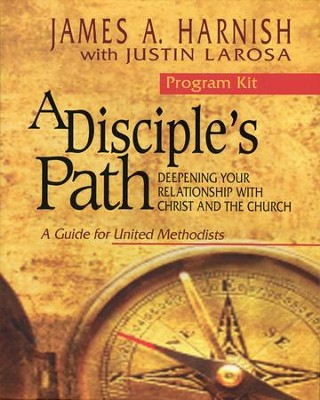A Disciple's Path Boxed Kit  -     By: James A. Harnish