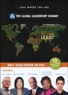 The Global Leadership Summit Team Edition  -     By: Bill Hybels