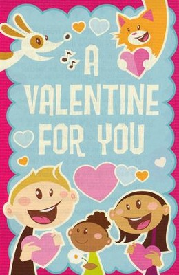 A Valentine For You, 25 Tracts   -