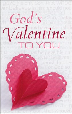 God's Valentine to You Tracts, 25   -