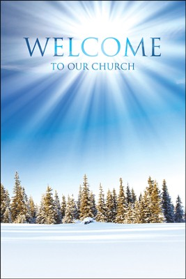 Glorious Morning (Galatians 1:3) - Welcome Folder/12  -