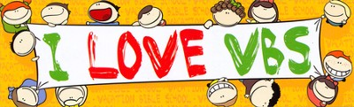 Love VBS (Luke 18:16, NIV) Bookmarks, 25  -