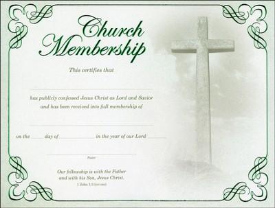 Fellowship Church Membership