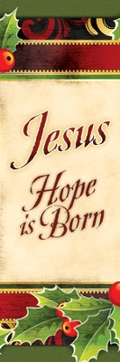 Jesus--Hope is Born (Matthew 1:23) Bookmarks, 25   -