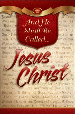 Names of Jesus Bulletins, 100  -