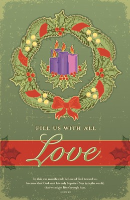 Advent Love, Bulletins, 100  -