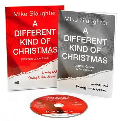 A Different Kind of Christmas--DVD with Leader Guide   -