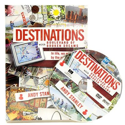 Destinations with Boulevard of Broken Dreams, DVD   -     By: Andy Stanley