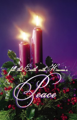 Fill the Earth with Heaven's Peace Advent Bulletins, 100  -