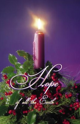 Hope of All the Earth Advent Bulletins, 100  -