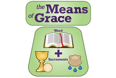 Means of Grace, Bulletin Board    -