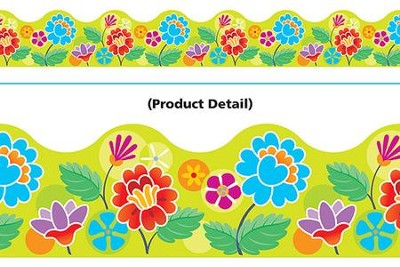 Floral Garden Terrific Trimmers  -