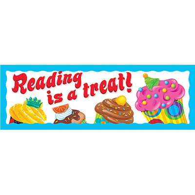 Reading is a Treat (Bake Shop) Bookmarks  -