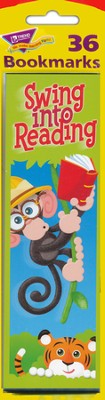 Swing Into Monkey Mischief Bookmarks  -