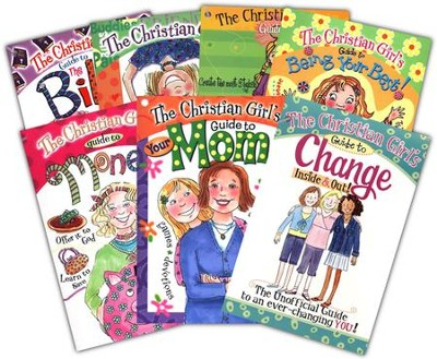Christian Girls Guide, 7 Volumes  -