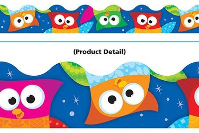 Owl-Stars! Terrific Trimmers  -