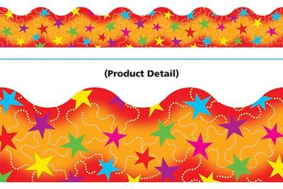 Stars 'N Dots Terrific Trimmers  -